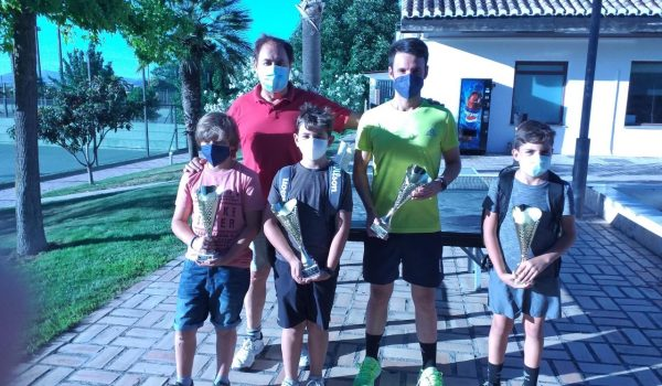 TENISSUR CUP 2021 ……… TORNEO II…..(Finalizado)
